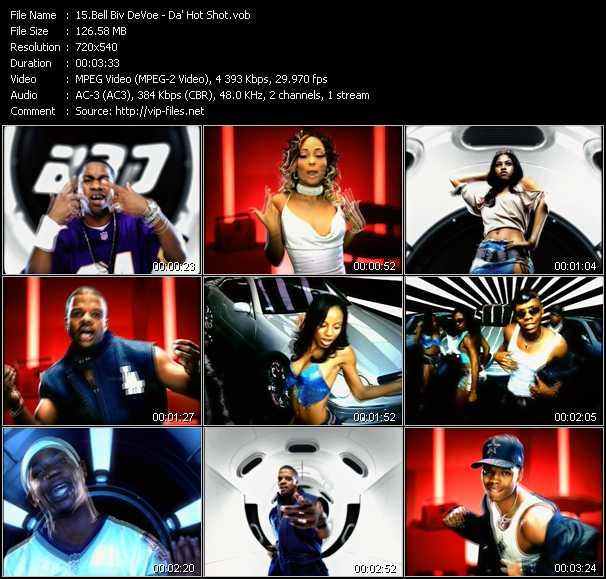 Bell Biv DeVoe - Da' Hot Shot