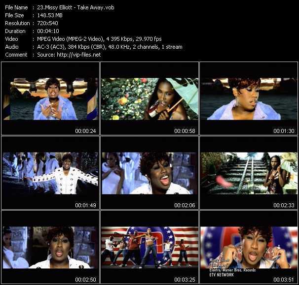 Missy Elliott - Take Away