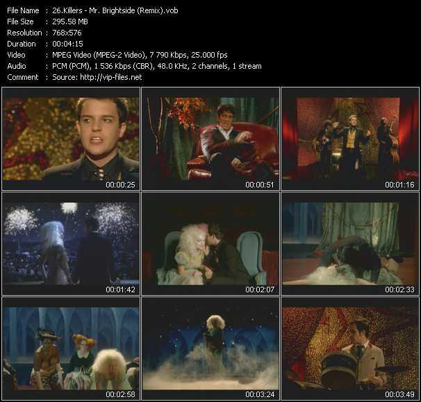 Killers - Mr. Brightside (Remix)