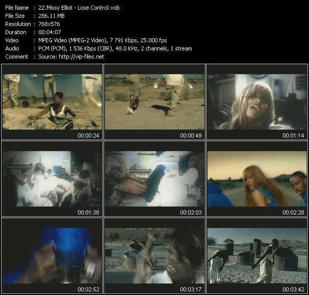 Missy Elliott - Lose Control
