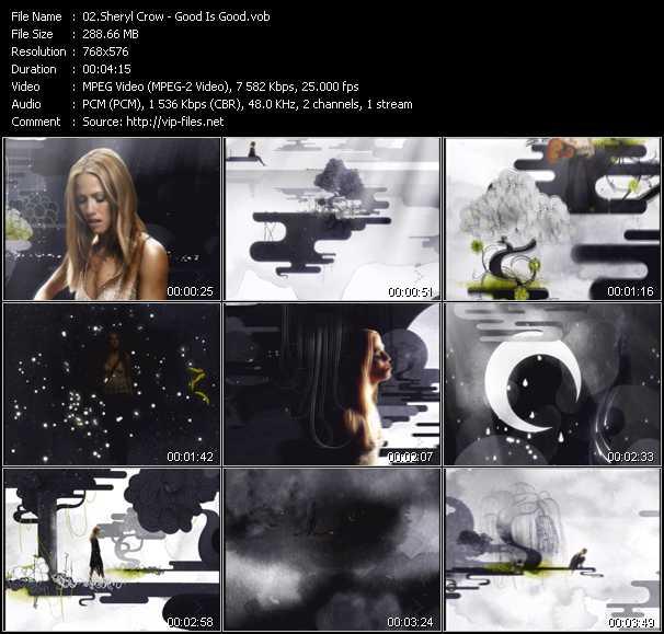 Sheryl Crow - Good Is Good