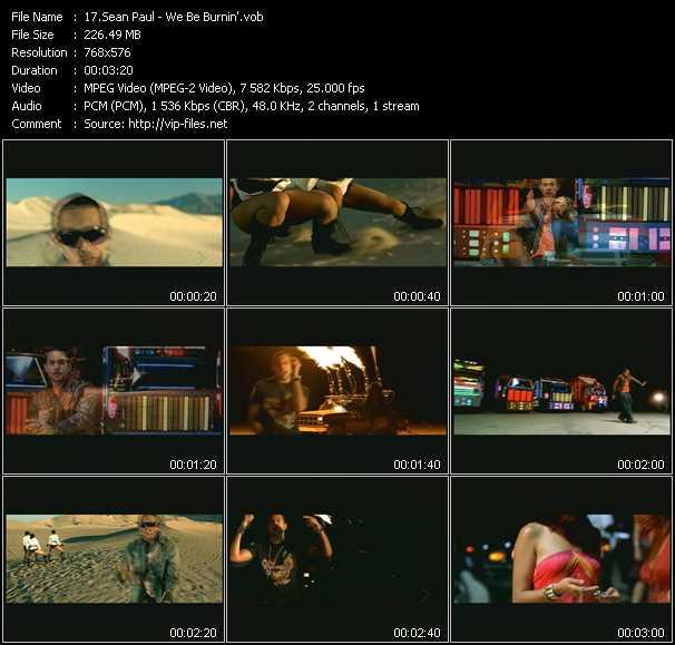 Sean Paul - We Be Burnin'