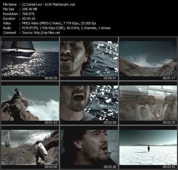 Daniel Levi - Ici Et Maintenant