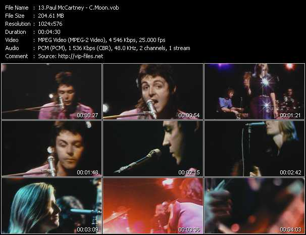 Paul McCartney - C.Moon