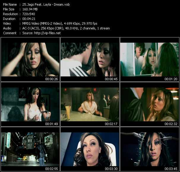 Jago Feat. Layla - Dream