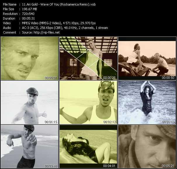 Ari Gold - Wave Of You (Rockamerica Remix)