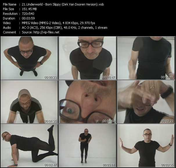 Underworld - Born Slippy (Dirk Van Dooren Version)