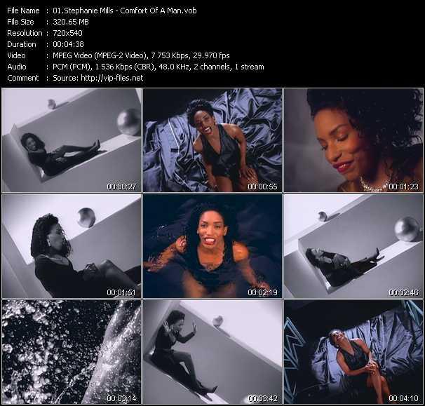 Stephanie Mills - Comfort Of A Man