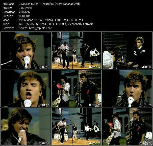 Duran Duran - The Reflex (From Bananas)