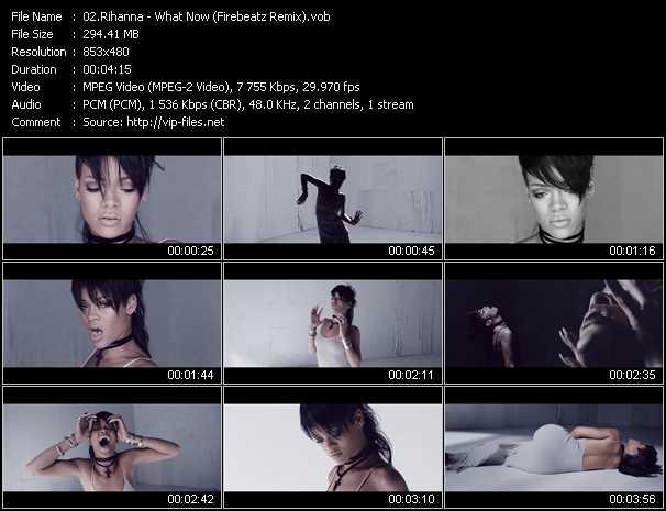 Rihanna - What Now (Firebeatz Remix)