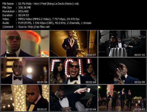 Flo Rida - How I Feel (Bang La Decks Remix)