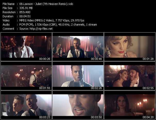 Lawson - Juliet (7th Heaven Remix)