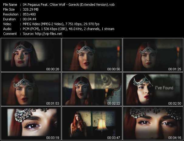 Pegasus Feat. Chloe Wolf - Gorecki (Extended Version)