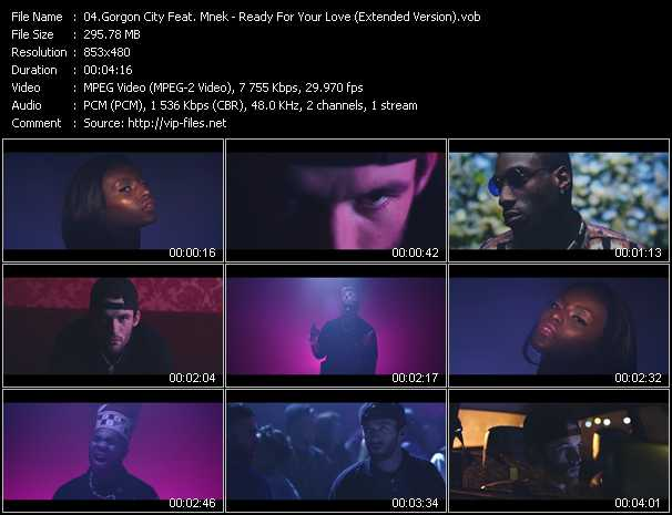 Gorgon City Feat. Mnek - Ready For Your Love (Extended Version)