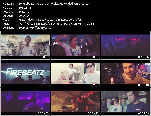 Firebeatz And Schella - Wicked (Extended Version)
