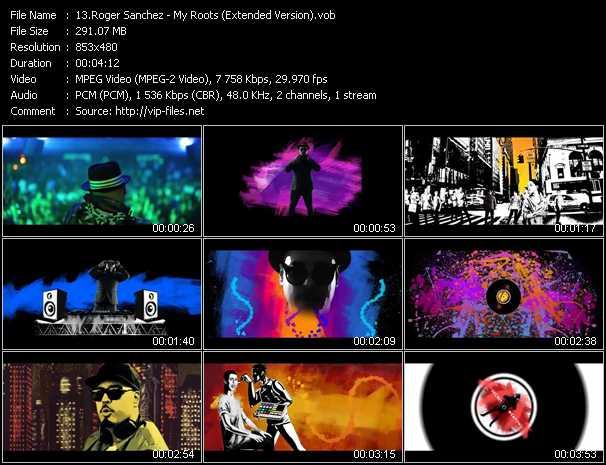 Roger Sanchez - My Roots (Extended Version)