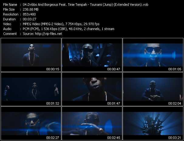 Dvbbs And Borgeous Feat. Tinie Tempah - Tsunami (Jump) (Extended Version)