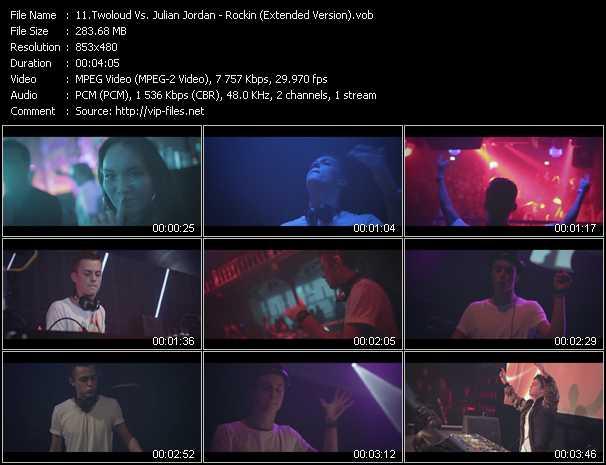 Twoloud Vs. Julian Jordan - Rockin (Extended Version)