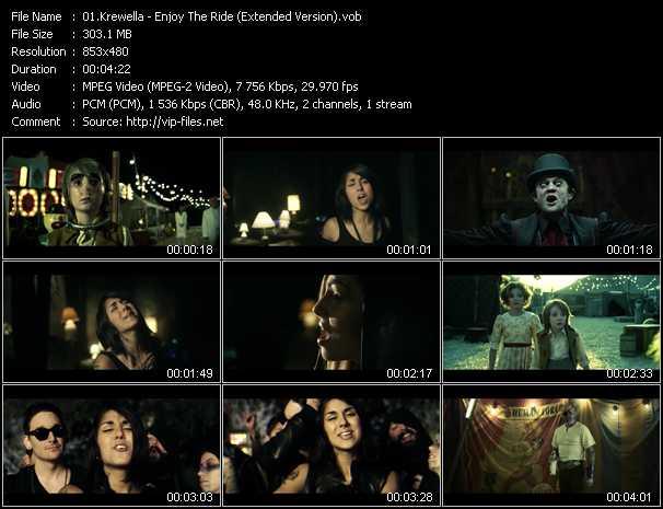 Krewella - Enjoy The Ride (Extended Version)