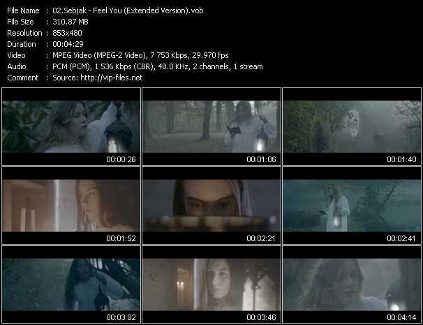 Sebjak - Feel You (Extended Version)