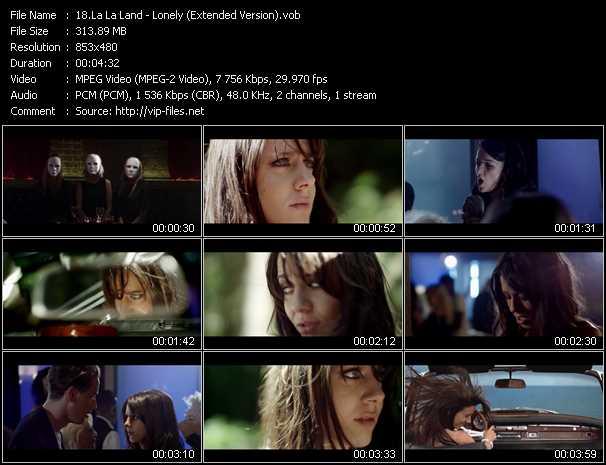 La La Land - Lonely (Extended Version)
