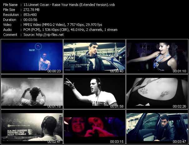 Ummet Ozcan - Raise Your Hands (Extended Version)