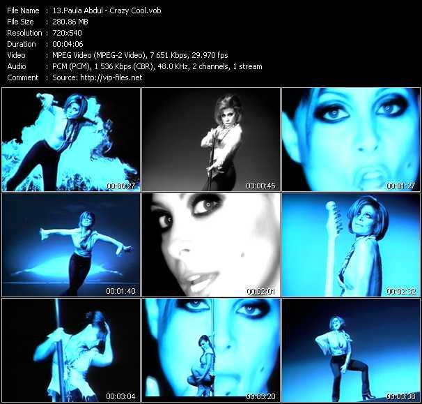 Paula Abdul - Crazy Cool