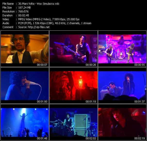 Mars Volta - Wax Simulacra