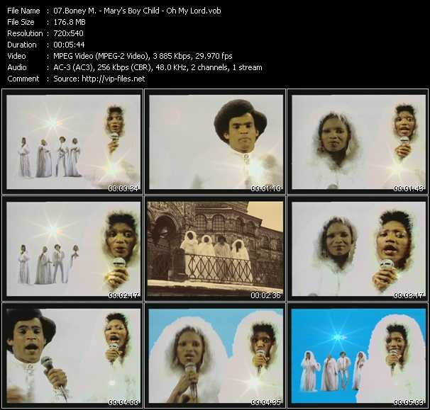 Boney M. - Mary's Boy Child - Oh My Lord