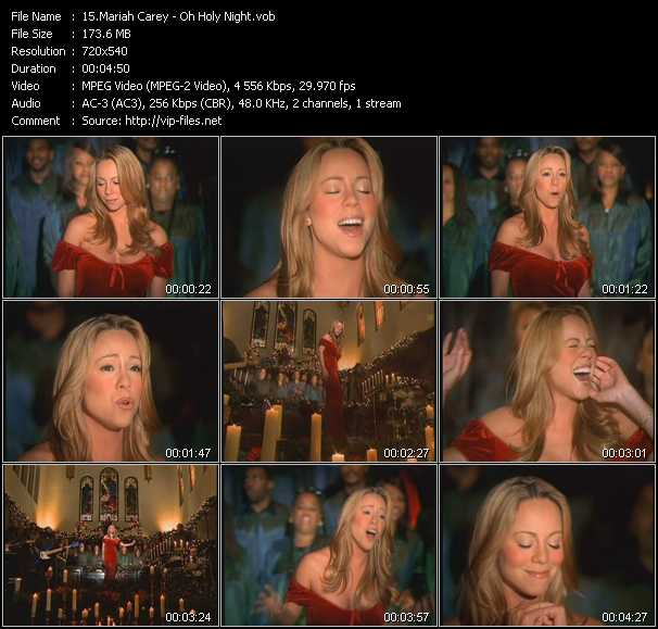Mariah Carey - Oh Holy Night