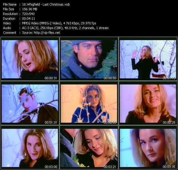 Whigfield - Last Christmas