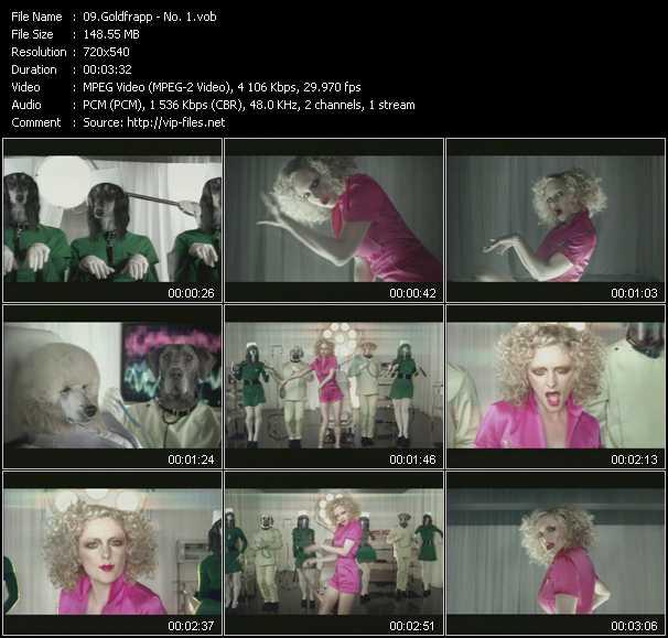 Goldfrapp - No. 1