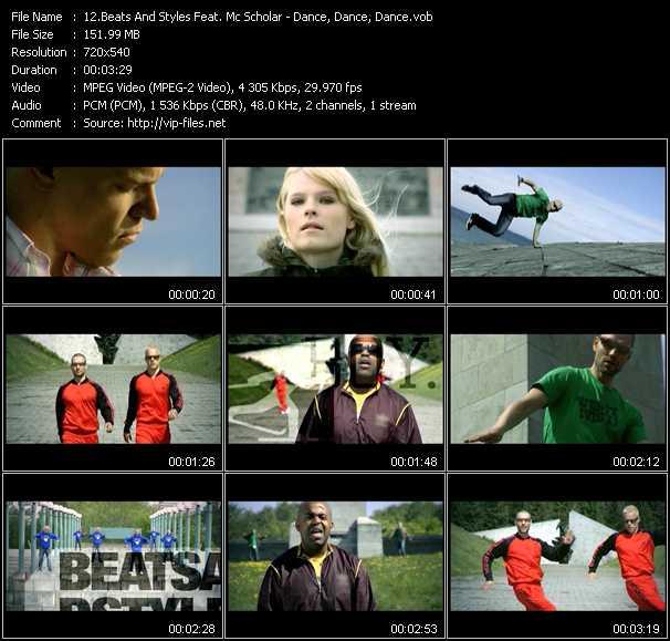 Beats And Styles Feat. Mc Scholar And Milla - Dance Dance Dance