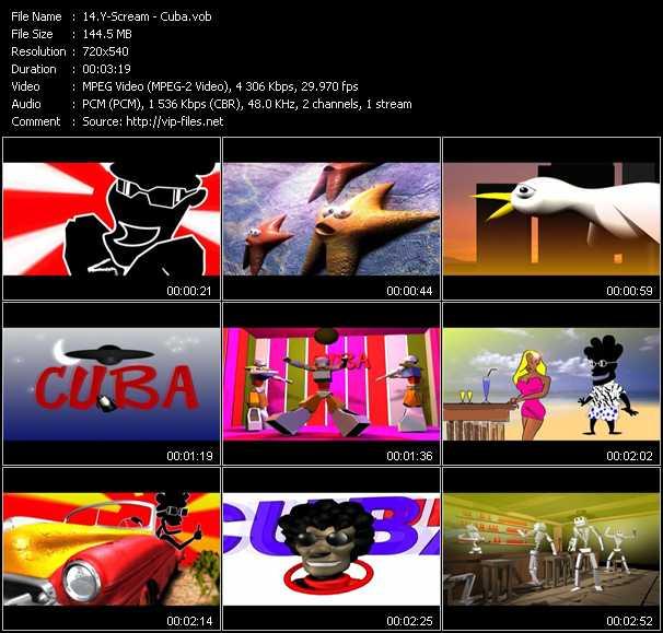 Y-Scream - Cuba