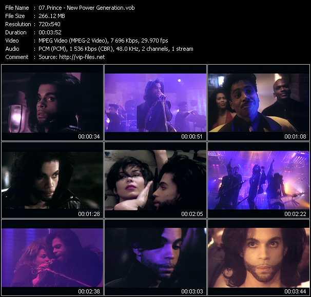 Prince - New Power Generation