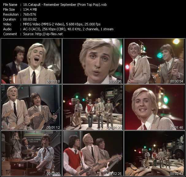 Catapult - Remember September (From Top Pop)