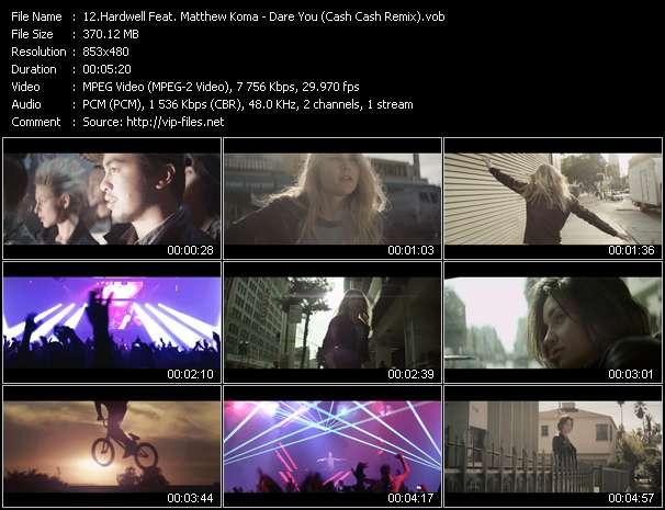 Hardwell Feat. Matthew Koma - Dare You (Cash Cash Remix)