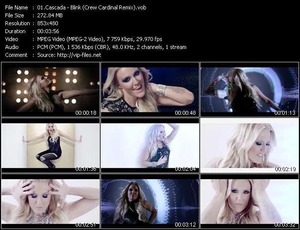 Cascada - Blink (Crew Cardinal Remix)