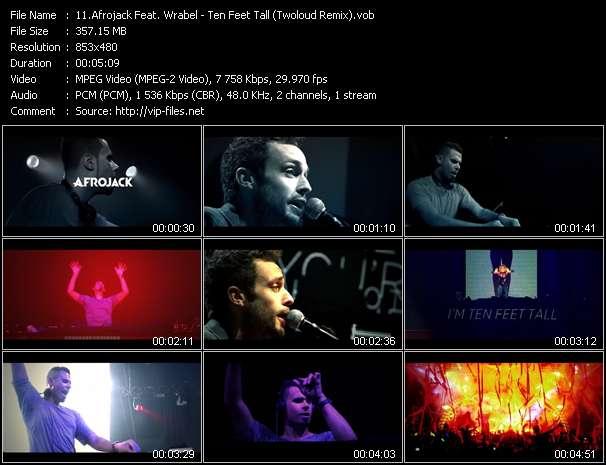 Afrojack Feat. Wrabel - Ten Feet Tall (Twoloud Remix)
