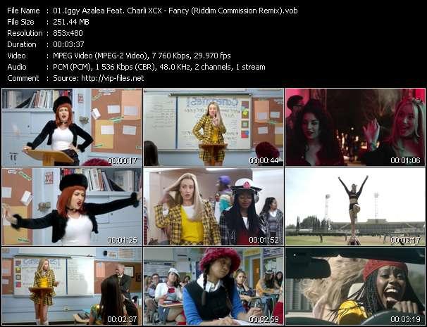 Iggy Azalea Feat. Charli XCX - Fancy (Riddim Commission Remix)
