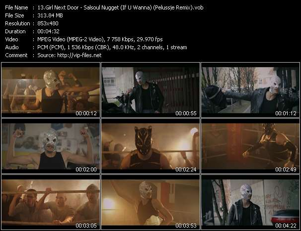 Girl Next Door - Salsoul Nugget (If U Wanna) (Pelussje Remix)