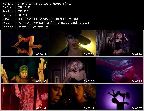 Beyonce - Partition (Dave Aude Remix)