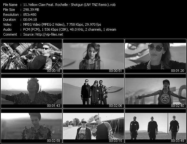 Yellow Claw Feat. Rochelle - Shotgun (LNY TNZ Remix)