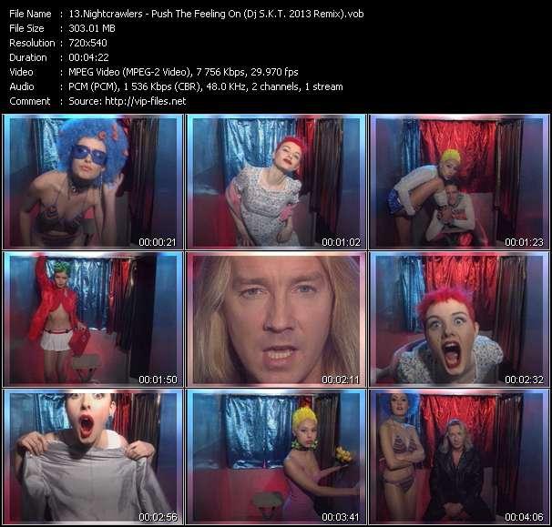 Nightcrawlers - Push The Feeling On (Dj S.K.T. 2013 Remix)