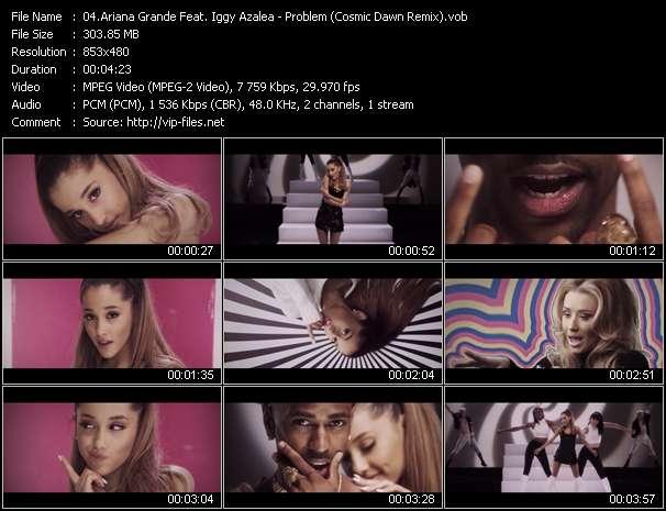 Ariana Grande Feat. Iggy Azalea - Problem (Cosmic Dawn Remix)