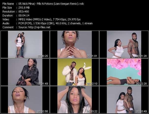 Nicki Minaj - Pills N Potions (Liam Keegan Remix)
