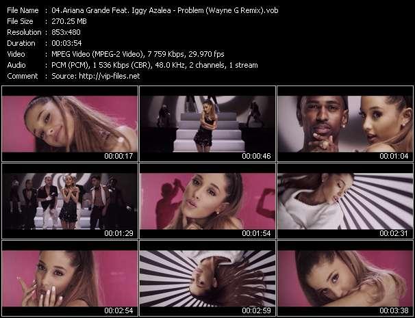 Ariana Grande Feat. Iggy Azalea - Problem (Wayne G Remix)