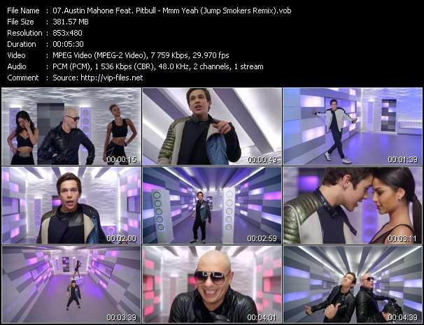 Austin Mahone Feat. Pitbull - Mmm Yeah (Jump Smokers Remix)