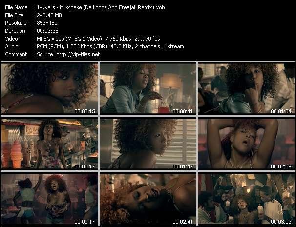 Kelis - Milkshake (Da Loops And Freejak Remix)