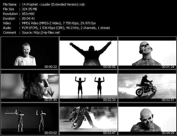 Prophet - Louder (Extended Version)